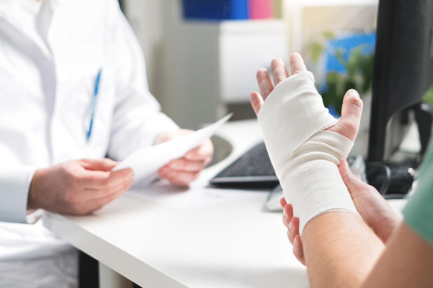 Rehabilitacja i leczenie urazów sportowych